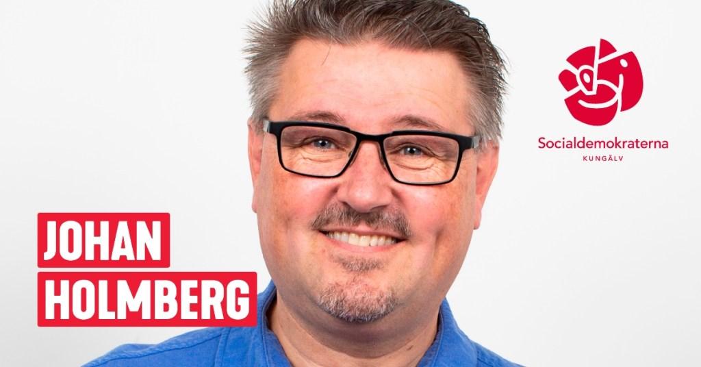 Johan Holmberg, Lärare, Harestad