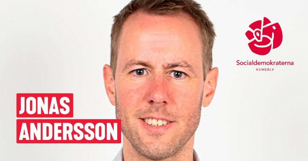 Jonas Andersson, Ingenjör, Kungälv