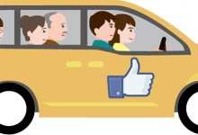 Facebook uvodi carpooling