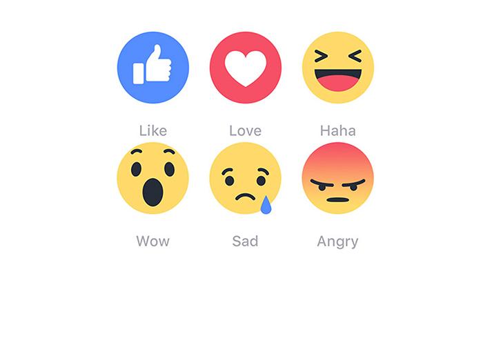 6 stvari koje treba da znate u vezi novih Fejsbuk reakcija