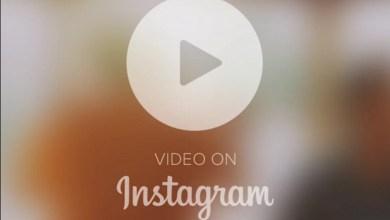 60 sekundi Instagram video