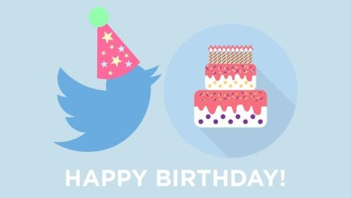 tviter rođendan