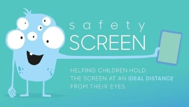 Samsung Safety Screen