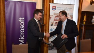 Microsoft Srbija Univerzitet memorandum