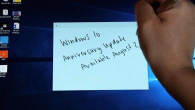 Photo of Windows 10 Anniversary Update – stiže 2. avgusta!