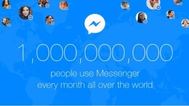Messenger milestone