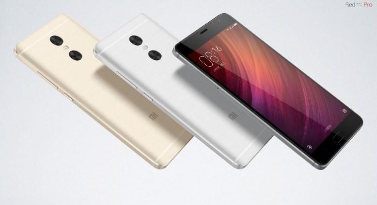 Xiaomi Redmi Pro naslovna