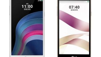 Photo of LG predstavio modele LG X5 i X Skin, jeftine smartfone sa 4G vezom