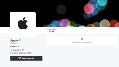 Apple tviter