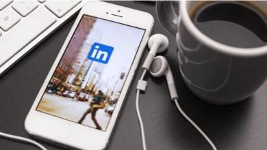 Linkedin mobilna aplikacija