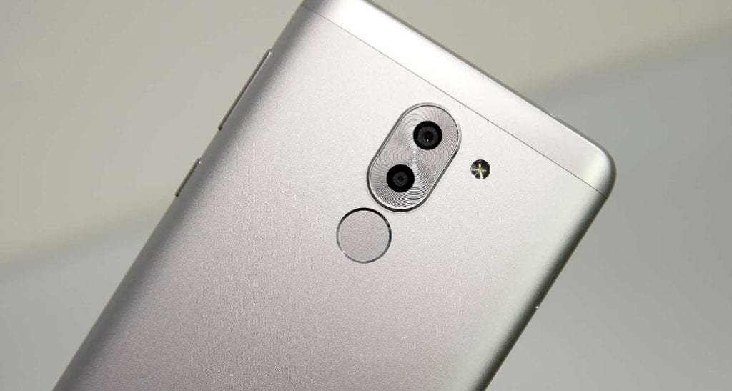 Huawei Honor 6X dual camera