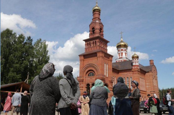 Sredneuralsk Convent, 17 Jun 20