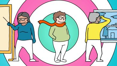 Photo of Korona virus: Pet načina kako da izbegnete umor očiju dok radite od kuće
