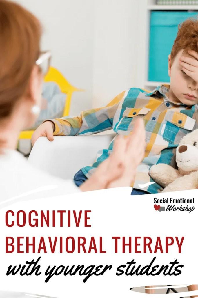 child upset with therapist