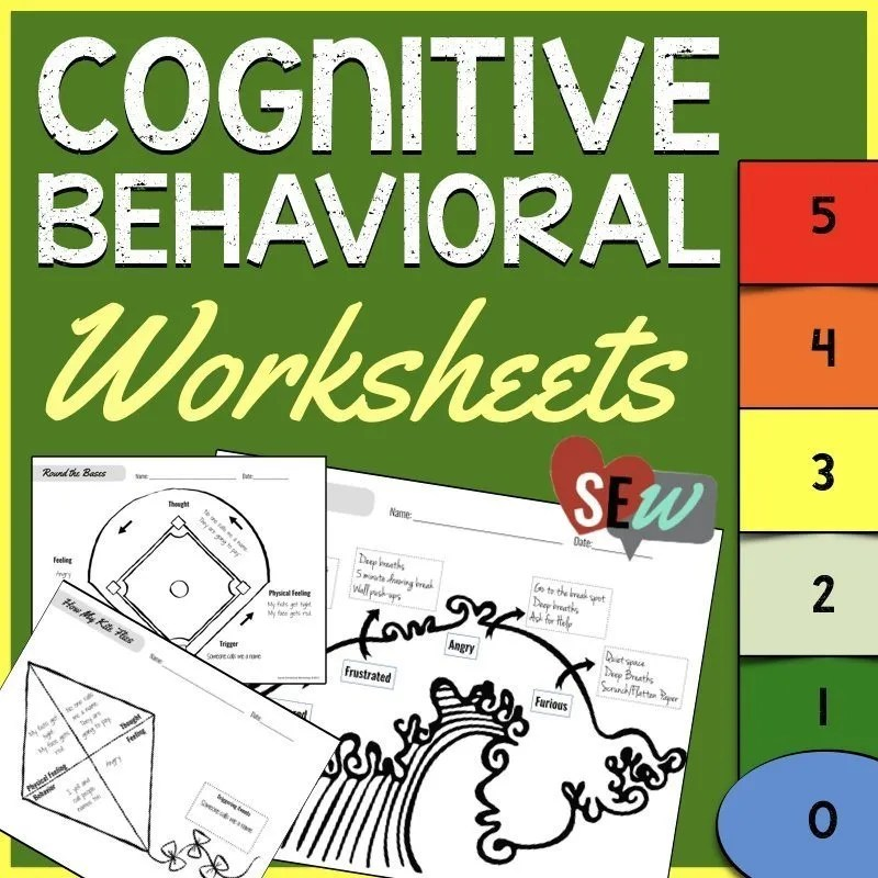 CBT Worksheets and Feelings Scales