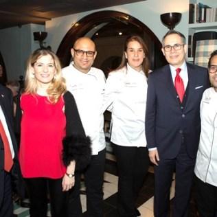 Antonio M Lagdameo, Natalia Federighi de Cuello, Martín Oman, Patricia de Marchena, Federico Alberto Cuello Camilo, Víctor Sánchez