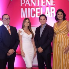 Cristal León, Alejandro Vargas, Ivette Méndez y William Ordóñez