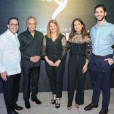 Jorge Perelló, Jose Antonio Molina, Carmen Fernández, Nabila Khoury y Manuel Perelló