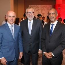 Alejandro Abellan García De Diego, Agustín Cepeda y Enrique Valdez
