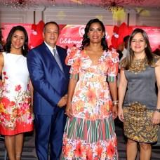 Patricia Peña, Maireni Rivas, Miguelina Méndez y Natacha Quiterio