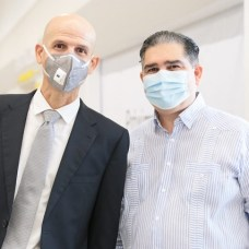 Román Ramos Fernández y Miguel Zaglúl