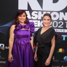 Melkis Díaz y Carolina Mejía