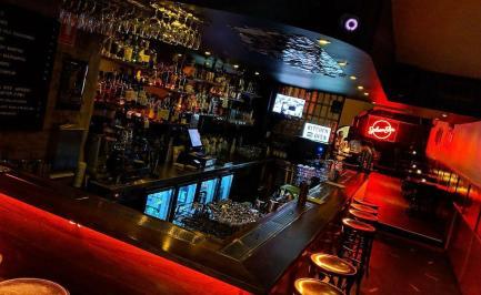 Melbourne comedy bar