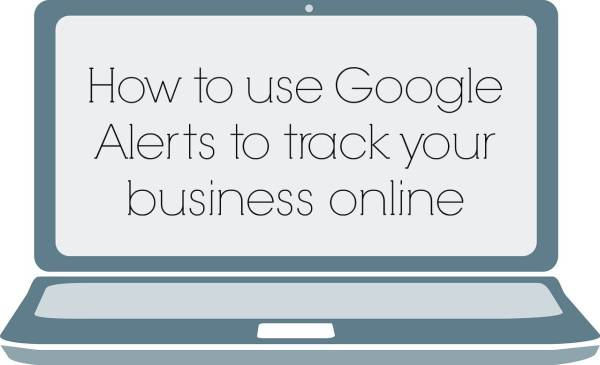 track your business online