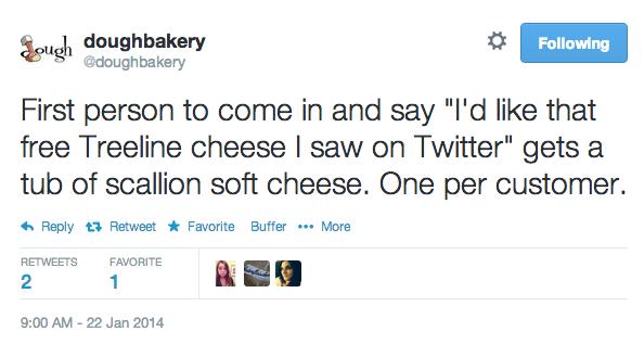 dough free treeline cheese