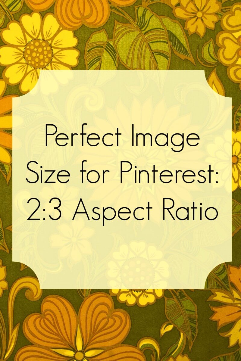 example of perfect image size for pinterest