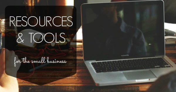 resources and tools for small businesses