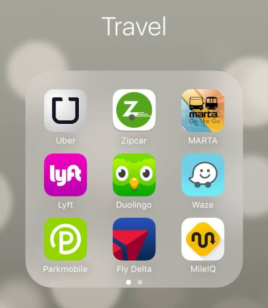 free mobile apps for travel