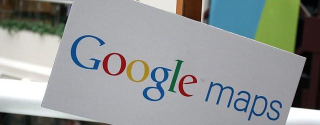 Google Maps Cabecera