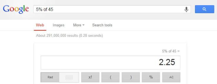 GoogleCalcs