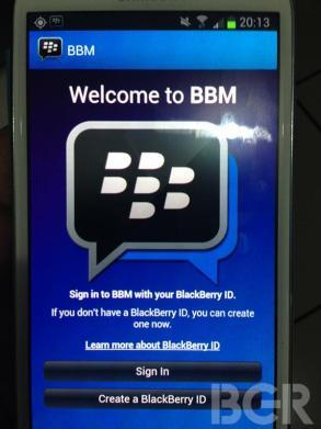 BBM en S3