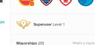 superuser emblem