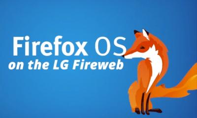 firefox os on lg fireweb