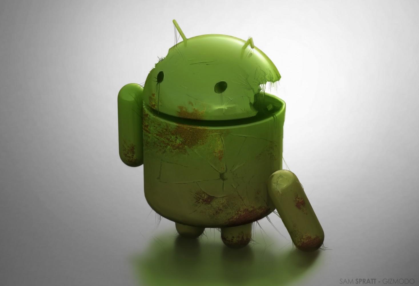 amenaza android