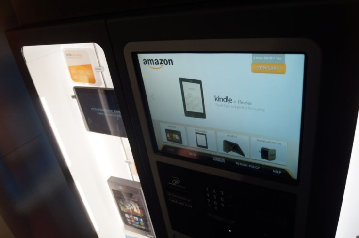 amazon kindle kiosk (2)