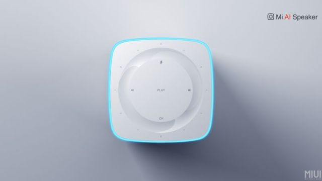%name Xiaomi introduced the Mi AI smart speaker, the device is affordable and have improved features than Echo