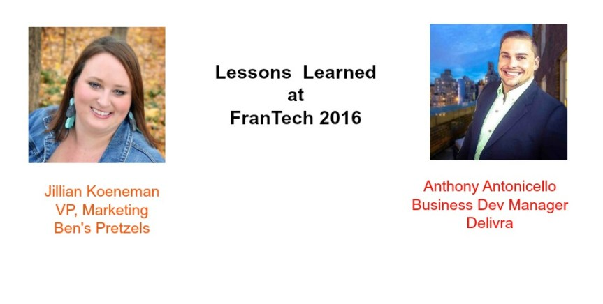 Lessons Learned at FranTech
