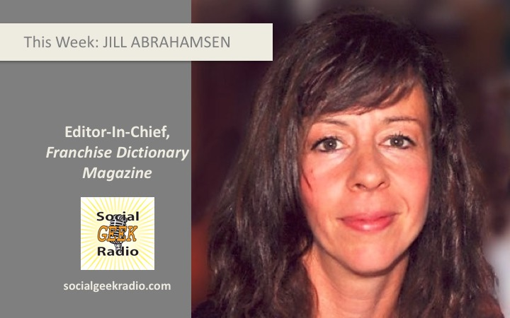 Franchise Dictionary Magazine: Jill Abrahamsen