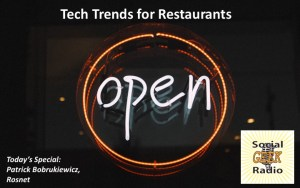 Tech Trends Restaurants