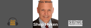 Shep Hyken podcast