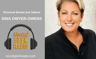 Personal Branding and Values with Dina Dwyer-Owens