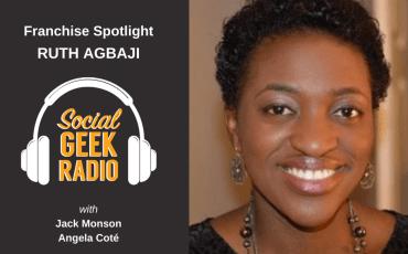 Franchise Spotlight: Ruth Agbaji