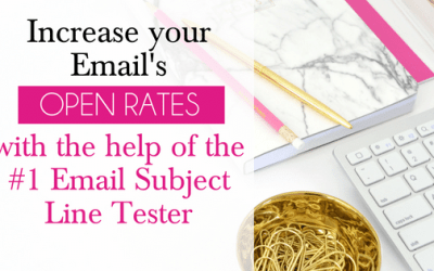 Increase Email Open Rates with The #1 Email Subject Line Tester