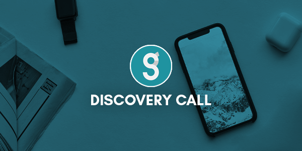 DISCOVERY CALL EMAIL GRAPHIC