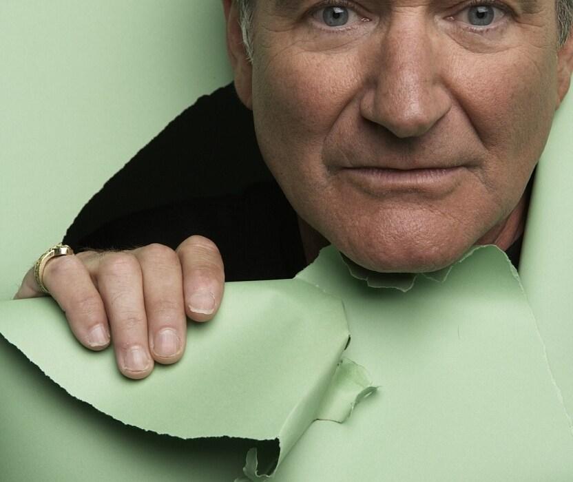 Robin Williams Morgue