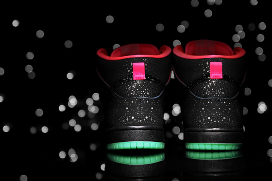 Nike SB Dunk Northern Lights